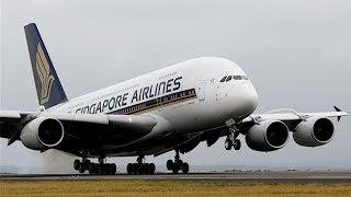 Airbus Stop Produksi Pesawat Super Jumbo A380