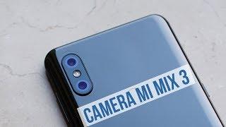 Camera Xiaomi Mi Mix 3