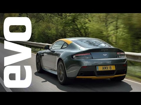 Aston Martin N430 on Scotland's greatest driving road | evo GREAT DRIVES