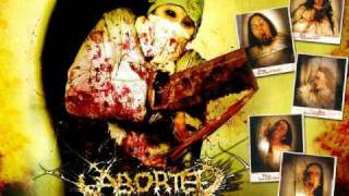Aborted - Meticulous invagination (Lyrics)