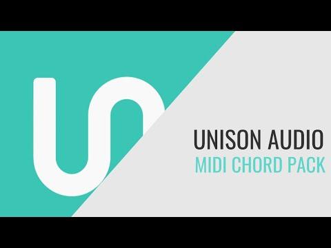Unison Audio: MIDI Chord Pack