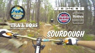 Mountain Biking the Sourdough Trail