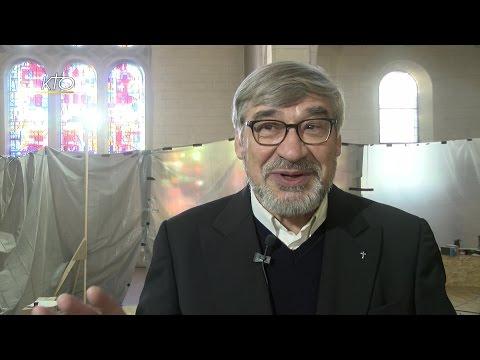 Père Deptula, paroisse Notre-Dame du Sacré-Coeur à Maisons-Alfort