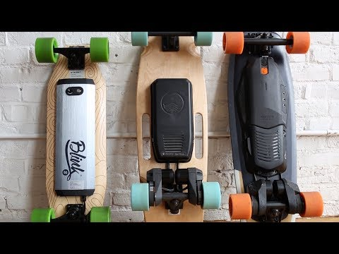 Best 3 Mini Electric Skateboards Under $750