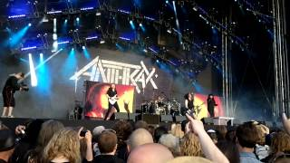 Anthrax - In The End