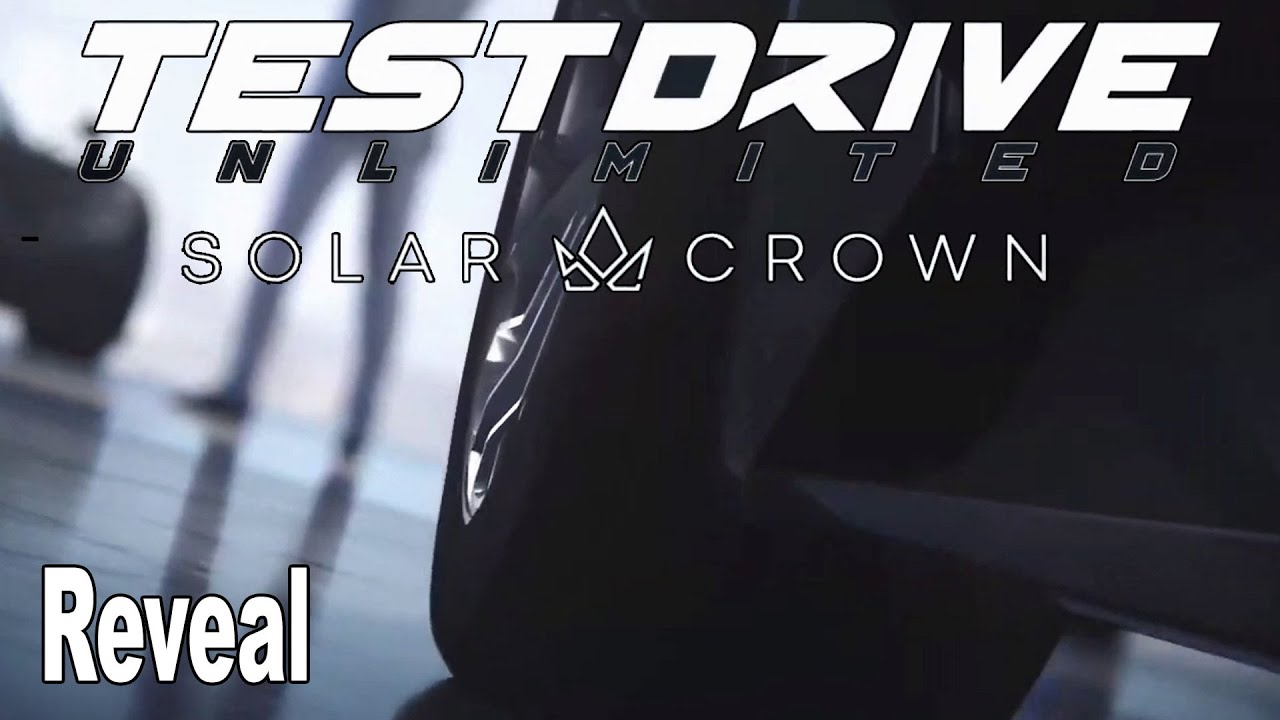 Анонсирующий трейлер игры Test Drive Unlimited: Solar Crown