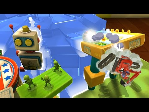 Toybox Turbos - The Frantic and Fun Game Modes Trailer thumbnail