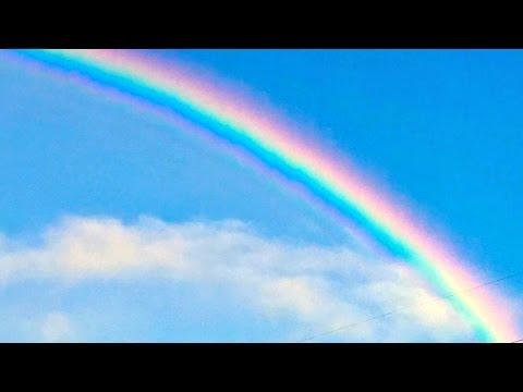 Slik blir EGENTLIG en regnbue til
