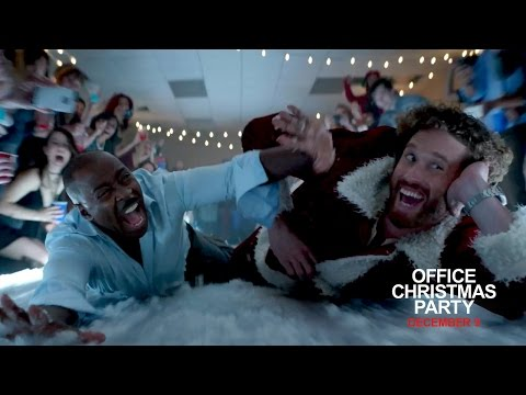 Commercial for Office Christmas Party (2016 - 2017) (Television Commercial)