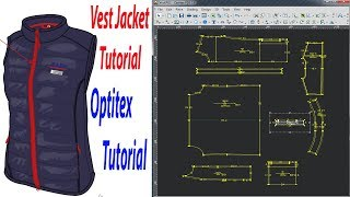 Raglan Sleeve Tutorial | Raglan Dress Design | Optitex