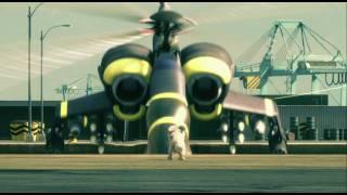 Bolt 3D Movie Clip 1 (FULL HD 1080P)