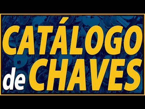 Catla de Chaves - Como Indentificar Chave no Ctalago!!