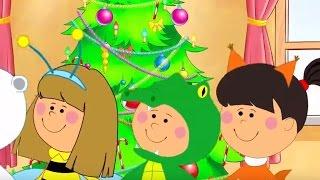 Песенки для детей - В лесу родилась елочка
