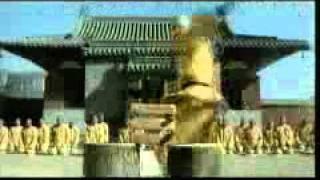 Смотреть онлайн Ах вот откуда черпают силы монахи Шаолиня!