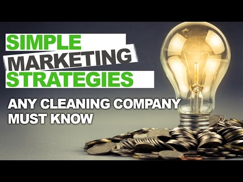 Cleaning Company Marketing- The Easy Way to Grow Fast and STOP Wasting Money