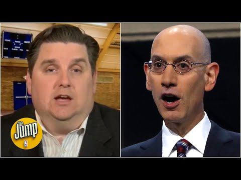 It's not fair! – Brian Windhorst on the NBA's 22-team format to finish the 2019-20 season | The Jump