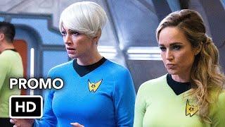 "Легенды завтрашнего дня, DC's Legends of Tomorrow 5x13 Promo ""The One Where We're Trapped on TV"" (HD) Season 5 Episode 13"