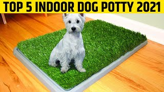 Best Indoor Dog Potty 2021 - Top 5 Indoor Dog Potty - Best indoor Potty for Dogs