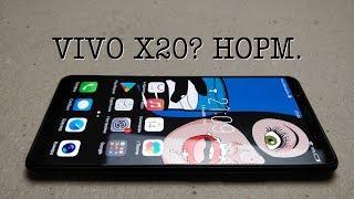 Vivo X20, как OnePlus 5T, но без NFC и на 660. ПЕРВЫЙ обзор и ПЕРВОЕ знакомство.