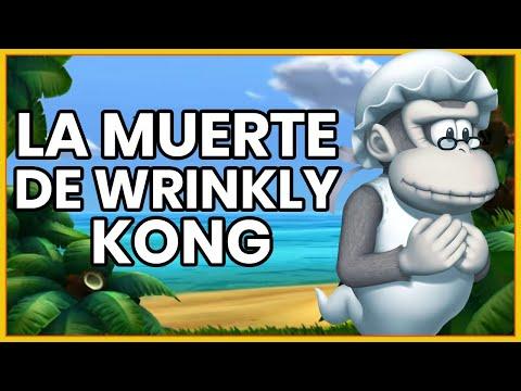 La muerte de Wrinkly Kong   Nintendatos