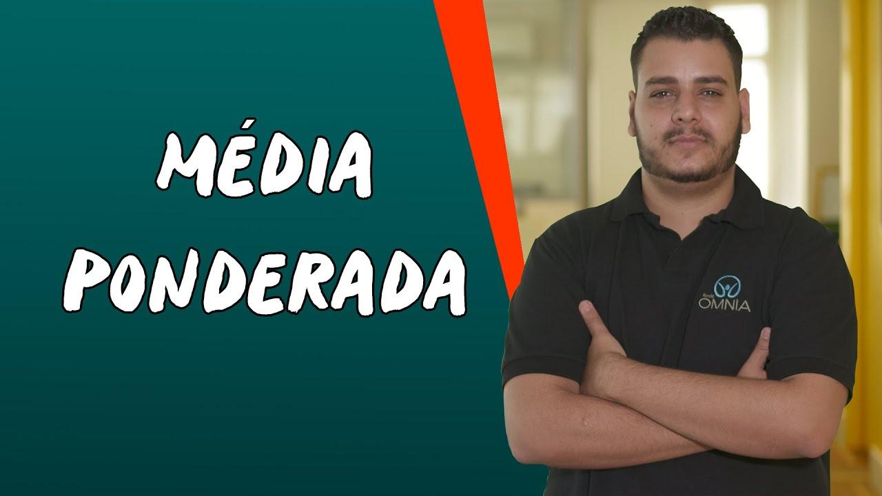 Média Ponderada
