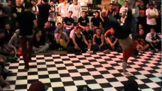 TRUKENDOOS XL TRICKS IBE 2011 damir vs fran2