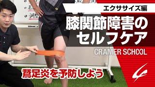 膝関節障害のセルフケア3 エクササイズ編