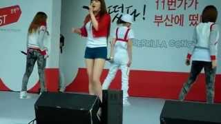 2NE1 - Let's Go Party - Concert in Busan