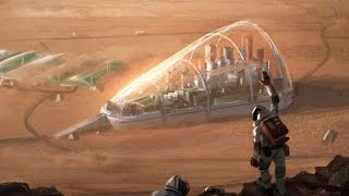 Amazing Journey To Mars With Landing HD Documentary