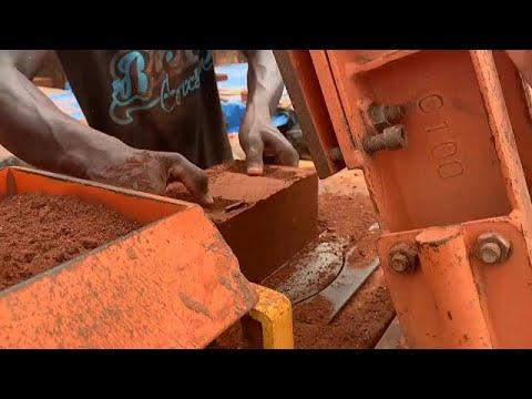 Sénégal : des constructeurs écologiques révolutionnent le béton Sénégal : des constructeurs écologiques révolutionnent le béton