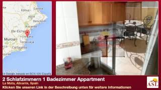 preview picture of video '2 Schlafzimmern 1 Badezimmer Appartment zu verkaufen in La Mata, Alicante, Spain'
