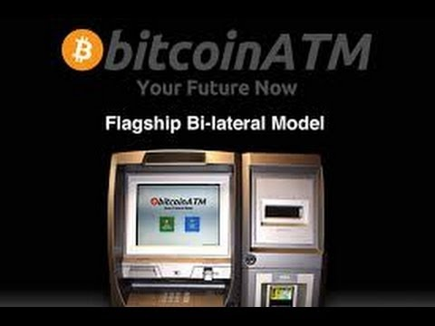 Bitcoin ATM Money Reinvented