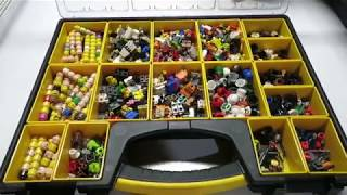 Stanley Pro Organizer BEST ONE I HAVE FOUND! 25 Compartment Shallow Lego parts organizer