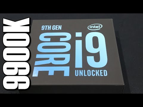 Intel 9900K CPU Review
