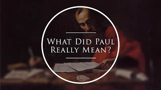 What Did Paul Really Mean // Part Four // The Sabbath: You Decide??