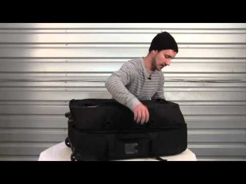 Oakley Large Roller Luggage Review at Surfboards.com