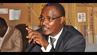 What Minority Leader John Mbadi told Speaker Muturi: The Speaker is furious