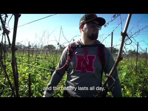 FELCOtronic in the Vineyard