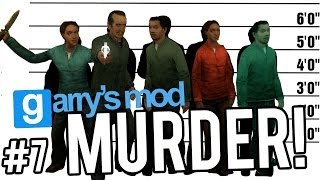 THE OBVIOUS SUSPECT   MURDER - GARRY'S MOD   With Friends