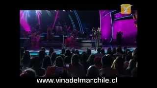 Romeo Santos, Rival - Angelito - El Malo, Festival de Viña 2013