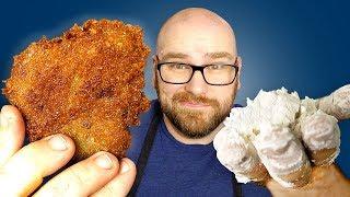 Making CHICKEN from Wheat!! Seitan Fried Chicken
