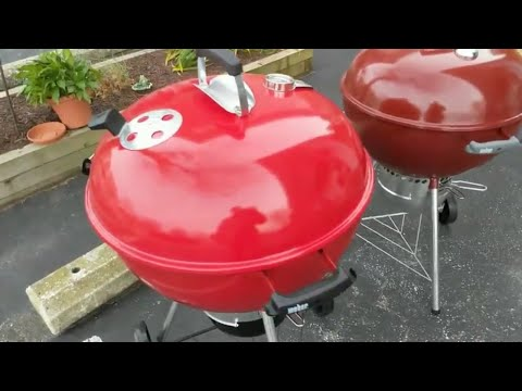 Weber Original Kettle Premium Limited Edition First Look