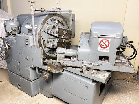 Gleason No. 14 Straight Bevel Gear Generator