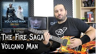 The Fire Saga – Volcano Man (Metal Cover – 2020)