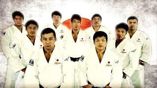 Japan National Judo Team 2017 (men) | JudoHeroes