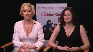 Molly Ringwald and Ally Sheedy Don't Want a 'Breakfast Club' Remake