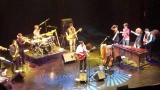 Jorge Drexler - Una cancion me trajo hasta aqui - Gran rex 7-10-2011