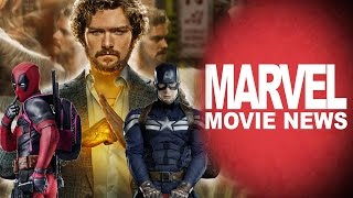 Does Iron Fist Live Up To The Hype? and More Marvel Headlines | Marvel Movie News Ep 123