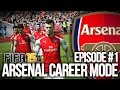 FIFA 15: ARSENAL CAREER MODE #1 - OUR.