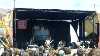 CHIODOS- Undertaker's Thirst For Revenge Is Unquenchable. (The Final Battle) Live @ Vans warped tour